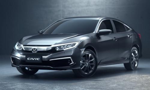 De acordo com o CESVI, Honda Civic dificulta roubos e furtos